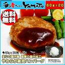 やわらか鶏肉ハンバーグ 60g×20個 計1.2kg 鳥 とりトリ 惣菜 お弁当 冷凍