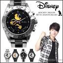 【送料無料】 腕時計 ミッキー Disney ディズニー 生誕80周年記念 シークレット ミッキー腕時計 (fa-secret-men) 高級感 シリアルナンバ...