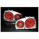 クリアワールド(CrearWorld) R34スカイライン 2Dr用 LEDテールランプ