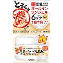 SANA サナ なめらか本舗 豆乳イソフラボン含有のオールインワンジェル とろんと濃ジェル 100g