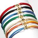 スウィング ブレスレット スター メンズ レディース コードブレス ゴールドコーティング 星 SWING Tiny Star Code Bracelet Silver GV 7色展開