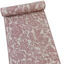 ショッピング数 【クーポン対象商品】【オフィストリエ】長板染め浴衣反物 ピンク 送料無料 数量限定 日本製[桜色 赤 浴衣yukataお祭りお仕立て] 10P03Dec16