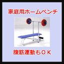 【受注生産品】ベンチプレス セット】ダンノ 腹筋運動もできるホームベンチDX D-516