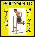 【動画参照】【ディップス スタンド】Bodysolid ボディソリッド ディップスステーション GDIP59