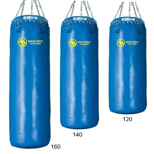 【サンドバッグ】【受注生産品】マーシャルワールド 強化マーストレーニングバッグ TB140SPR (約70kg)(送料込)