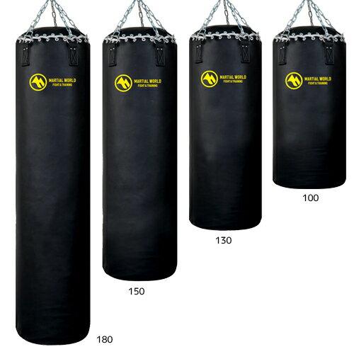 【サンドバッグ】【受注生産品】マーシャルワールド ベルエーストレーニングバッグ TB-BELL130 (約45kg)(送料込)