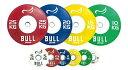 【オリンピックプレート】【バーベル プレート】BULL Φ50mmバンパープレート10kg(緑色)(2枚1組) BL-BP10(IWF規格仕様) バーベル セット ダンベル 筋トレ ウエイトトレーニング パワーラック ベンチプレス 大胸筋 バーベル プレート