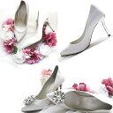 ショッピングシンプル シンプルベーシックウエディングパンプス ウエディングシューズ 結婚式 パーティーシューズ ドレスシューズ