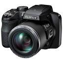 フジフイルム FinePix S8200 デジタルカメラ ブラック 【送料無料】