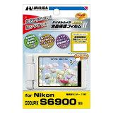 �ڥ���� ����̵���� �ϥ��� DGF-NCS6900 �ǥ����륫����ѱվ��ݸ�ե����MarkII NikonCOOLPIX S6900���� [�վ��ץ�ƥ����� �վ������ɥե����]