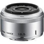 ニコン 1 NIKKOR 18.5mm f/1.8 シルバー