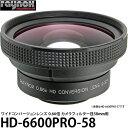 【送料無料】 レイノックス HD-6600PRO-58 ワイド(広角)コンバージョンレンズ 0.66倍 カメラフィルター径58mm用