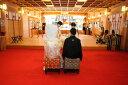 富山 日枝神社 神前挙式フルパック【北陸/富山県/結婚式/挙式のみ/二人だけの結婚式OK/結婚式和装