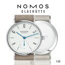 ノモス NOMOS タンジェント 122 腕時計 TN1A1...