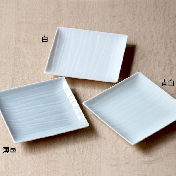 小田陶器SoSo そそ 15cm 正角皿/美濃焼...の商品画像