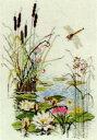 【DM便対応】フレメ VANDPLANTER 水生植物 10B キット Haandarbejdets Fremme クロス