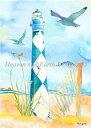 Heaven And Earth Designs クロスステッチ刺繍図案 HAED 輸入 上級者 Jo Lynch 灯台 Lighthouse 全面刺し