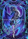 クロスステッチ刺しゅう図案 手芸 HAED 上級者 【嵐の剣】 Mini Stormblade