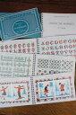 Sajou 図案 Bibliotheque DMC : Point de marque 2me Serie クロスステッチ 冊子 チャート Sajou フランス メゾンサジュー DMC_SERIE2_PDC
