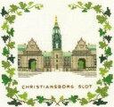 【DM便対応】フレメ Christiansborg クリスチャンスボー城 12B クロスステッチ Haandarbejdets Fremme キット デンマーク 刺しゅう 北欧 ギルド GB+IW 17-5133,1