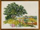 【送料無料】EVA ROSENSTAND エルダーの木 elder tree クロスステッチ キット デンマーク 北欧 刺しゅう 14-47...