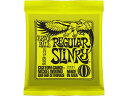 ERNIE BALL 《アーニーボール》 Nickel Wound Guitar Strings(#2221 Regular Slinky 10-46)