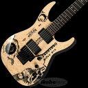 LTD KH OUIJA NATURAL [Kirk Hammett Signature Model]【即納可能】