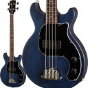 Gibson 《ギブソン》 Les Paul Junior Tribute DC Bass (Blue Stain)【b_p5】 【Gibson USA 新製品】