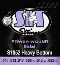 SIT POWER WOUND (S1052) [エレキギター弦]