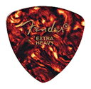 Fender 《フェンダー》 Classic Celluloid 346 Triangle Shape Pick×10枚セット【べっ甲/Extra Heavy】