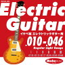 "Ikebe Original 《イケベオリジナル》Electric Guitar Strings ""イケベ弦 エレキギター用 010-046"" [Regular Light Gauge/IKB-EGS-1046]"