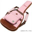 Ibanez 《アイバニーズ》 Ibanez Guitar Gig Bags IGB541 エレキギター用ギグバッグ (Pink)