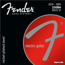Fender 《フェンダー》 Super 250's Nickel-Plated Steel Bass VI Strings (.024-.084)