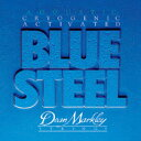 Dean Markley 《ディーンマークレー》 Blue Steel Acoustic [アコースティックギター弦]