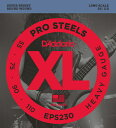 D'Addario 《ダダリオ》 ProSteels Round Wound EPS230