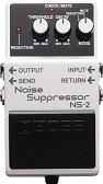 BOSS 《ボス》 NS-2 (Noise Suppressor)【期間限定★送料無料】【IKEBE×BOSSオリジナルデザイン巾着袋プレゼント】