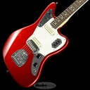 Fender 《フェンダー》 American Original '60s Jaguar (Candy Apple Red) [Made In USA]【g_p5】【FENDER THE AUTUMN-WINTER 2018 CAM..