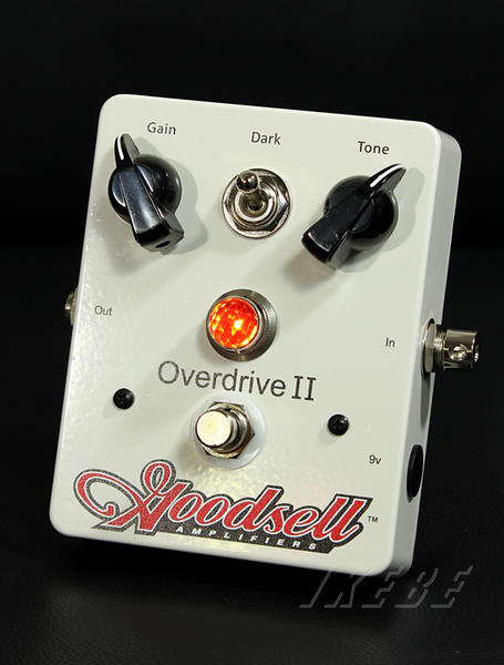 Goodsell OverdriveII 【オーバードライブ】【合理的な構造】