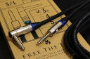 Free The Tone Instrument Cable CU-6550LNG (5m/SL)