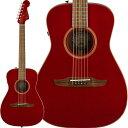 Fender Acoustics 《フェンダー・アコースティック》 Malibu Classic (Hot Rod Red Metallic)