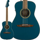 Fender Acoustics 《フェンダー アコースティック》 Malibu Classic (Cosmic Turquoise)【特価】