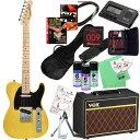 Compact Guitar 《コンパクトギター》 CTL-50s (BBD/M) 【本格的ミニギター&選べるVOXアンプ 豪華20点入門セット】
