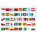 ☆七田式(しちだ)120の国旗で記憶遊びをしよう☆国旗あそび☆【メール便対応可】10P03Dec16
