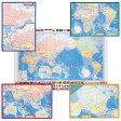 世界地図パズル☆10P03Dec16