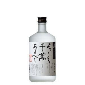 【米焼酎】新潟県 八海醸造 八海山(はっかいさん) 宜有千萬(よろしくせんまんあるべし) 720ml