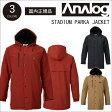 【 15-16 2016 ANALOG STADIUM PARKA JACKET 】 アナログ スノーボードウェア スタジアムパーカージャケット