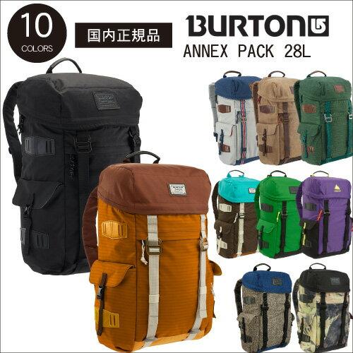 【 2015 BURTON ANNEX PACK 28L バックパック】 バートン アネッ…...:shift-snowboard:10002730