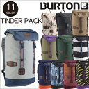 ショッピングBURTON 【 BURTON TINDER PACK 25L バックパック】 バートン ティンダーパック リュック 02P05Nov16