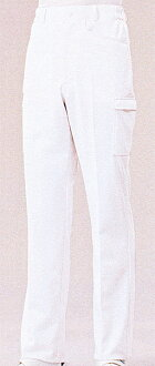72-881 Strait cargo mens pants 1 color ( nurse doctor nurse care medical lab coats MONTBLANC MONTBLANC )