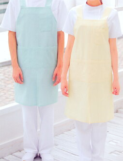 922 Apron (Middle height) 5 colors ( nurse doctor nurse care medical lab coats aprons AP-RON APRON )